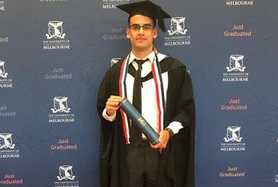 Paraguayo realizó su posgrado en Australia y volvió para dedicarse a la investigación