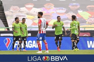 Con doblete de Darío Lezcano, Juárez ganó el tercer puesto
