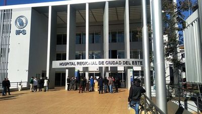 Covid-19: Fallece funcionario de la cárcel de varones de CDE