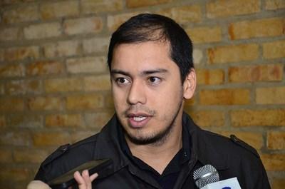 El principal negacionista del Covid en Ciudad del Este, el intendente Miguel Prieto, dio positivo al virus