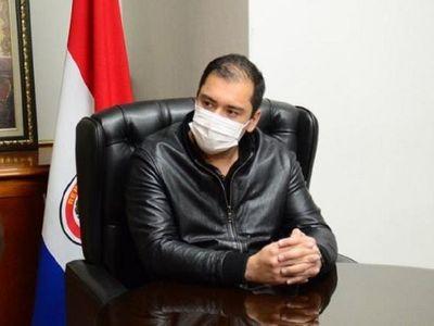 Miguel Prieto, intendente de Ciudad del Este, da positivo al Covid-19