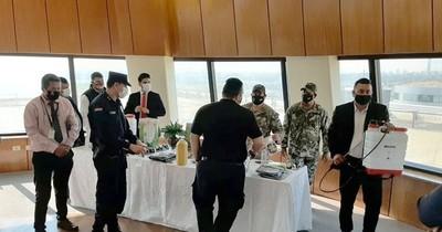 Capacitan a funcionarios de Diputados para actuar ante casos de COVID-19