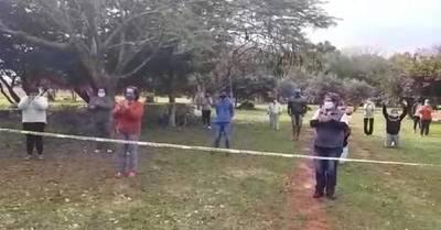 Roseños que retornaron de Argentina ya dejarán el albergue tras dar negativo dos veces consecutivos al COVID