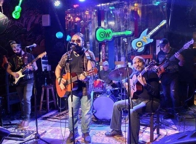 HOY / Nde Pomberos y su diversidad musical llegan a las redes de @CulturaAsu