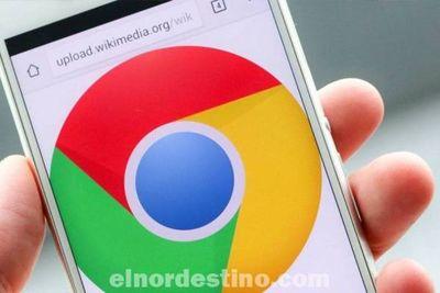 Google Chrome tiene una herramienta que permite usar menos datos a la hora de navegar en internet desde un celular