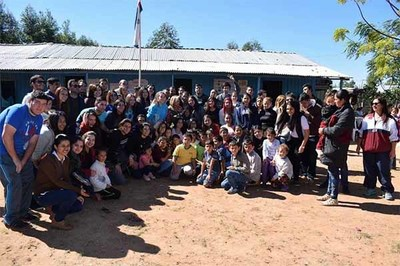 Estudiantes organizan colecta para ayudar a comunidad Qom