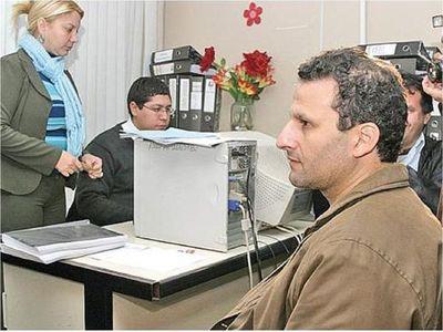 Jueza dicta prisión preventiva para el libanés Assad Ahmad Barakat