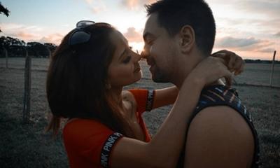 El romántico gesto de Mariela Bogado hacia su esposo
