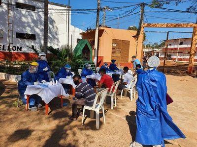 Hay 107 nuevos casos de COVID-19 en Alto Paraná