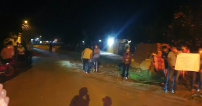 Vecinos reiteran rechazo a instalación de antena en Concepción
