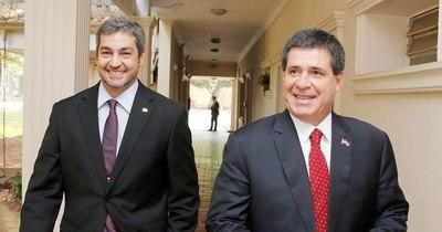 Pedro Alliana confirma que Cartes y Abdo Benítez se reúnen una vez por semana