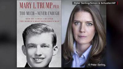 El libro de la sobrina de Trump rompe récords con ventas descomunales