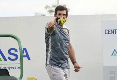 Guaraní y San Lorenzo están autorizados a volver a los entrenamientos