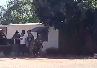 Periodista denuncia que fue torturado por militares en Bella Vista