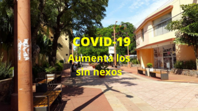 San Lorenzo: Preocupante aumento de los sin nexos