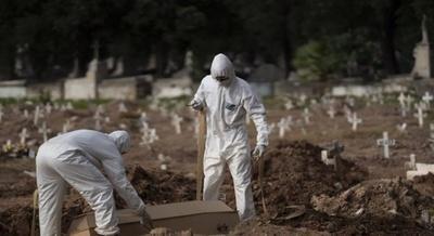 Brasil supera los 78.000 muertos por COVID-19