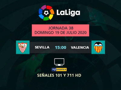 Valencia, con chances de ir a la Europa League
