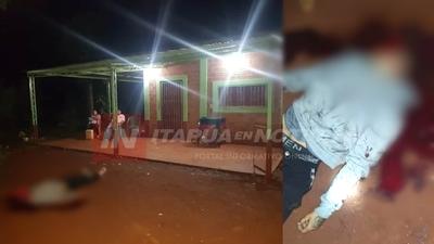 HOMBRE MATA A SU COMPAÑERO DE TRAGOS EN CARLOS A. LÓPEZ.