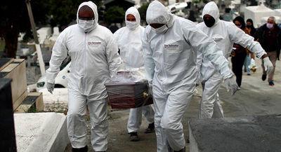 Más de 600.000 muertes por COVID-19 en todo el mundo