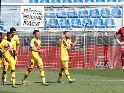 Messi logra su séptimo título de máximo goleador