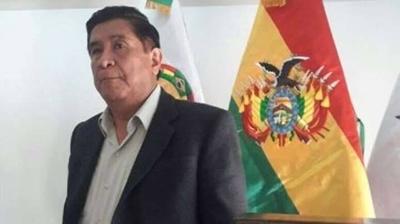 HOY / Fallece por COVID-19 el presidente de la Federación Boliviana de Fútbol