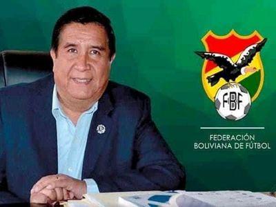 Fallece por Covid-19 el presidente de la Federación Boliviana