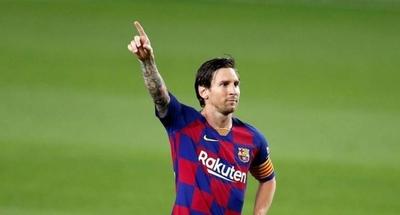 HOY / Messi suma un nuevo récord tras lograr su séptimo título de máximo goleador