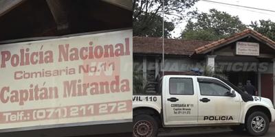 CAP. MIRANDA: SALIÓ DE PASEO Y LOS LADRONES ENTRARON EN SU CASA