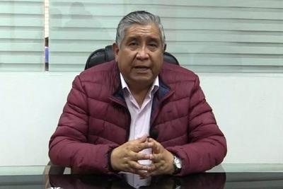 Mandamás del fútbol boliviano muere víctima del Covid-19