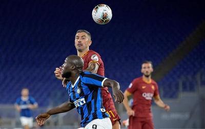 Inter no puede con Roma y se frena en la lucha por el título