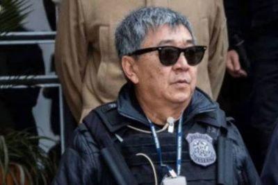 Japonés de la Federal es declarado culpable de contrabando en la frontera con Paraguay