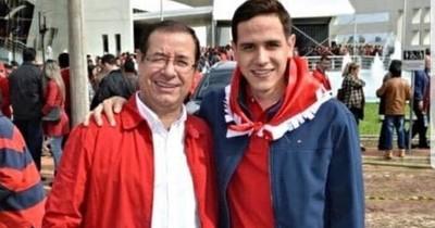 Hijo de Cuevas protagoniza accidente en Paraguarí: alcotest dio negativo tras llamativa intervención fiscal