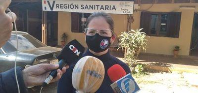 Confirman dos casos nuevos de covid-19 en el departamento de Caaguazú