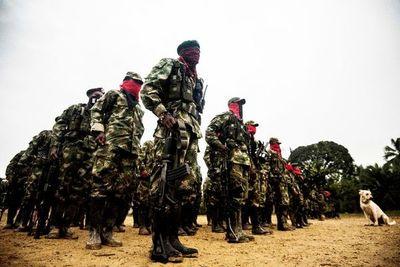 """Al menos seis muertos en """"masacre"""" en noreste de Colombia"""