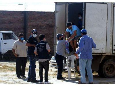Los ángeles bolivianos  contra el Covid-19 retoman su ayuda a los enfermos