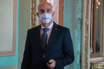 "HOY / Es Russomando la que tiene una ""real falta de ética"", acusa Mazzoleni"