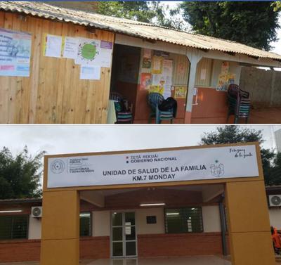 Celebran nuevas condiciones de USF en el Km. 7 de Franco