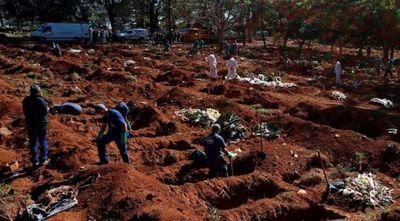 Brasil registra más de 23.000 casos y 716 muertes por COVID-19 en las últimas 24 horas