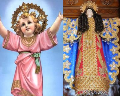 Calendario católico festeja al Divino Niño y a Santa Librada