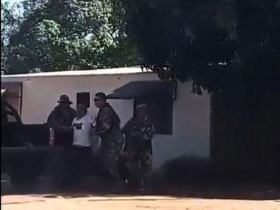 Ejército remueve a militar sindicado como responsable de agresión a periodista