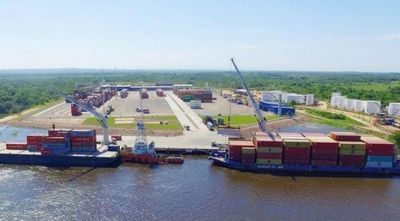 Terminal portuaria reanuda actividades tras caso de Covid-19