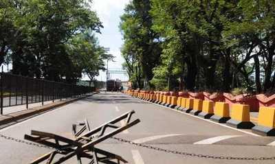 El Puente de la Amistad seguirá Cerrado, asegura ministro de Salud