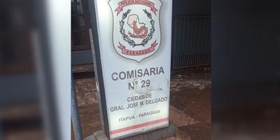 CUATRO HOMBRES ENCAPUCHADOS PERPETRARON VIOLENTO ASALTO EN GRAL. DELGADO