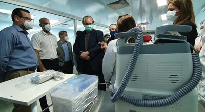 Sistema sanitario de Alto Paraná está  preparado, afirma González Vaesken – Diario TNPRESS