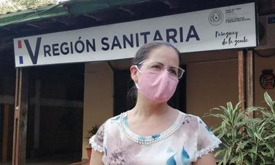 En el departamento del Caaguazú son 63 los casos de Covid-19 – Prensa 5