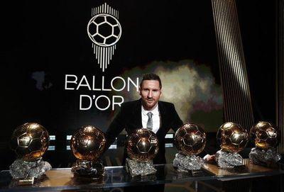 France Football comunicó la anulación del Balón de Oro 2020