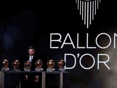 El Balón de Oro no tendrá ganador este año