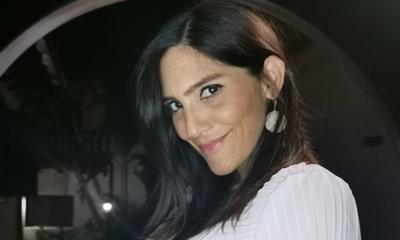 Camino al hospital, Lucía Sapena recordó a su difunta madre
