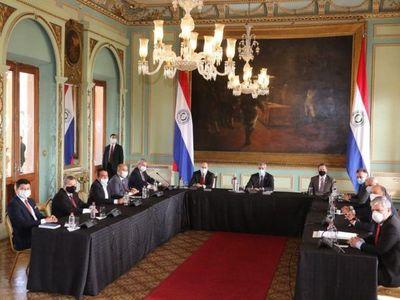 En Cumbre de Poderes hablan sobre proyecto de registros públicos