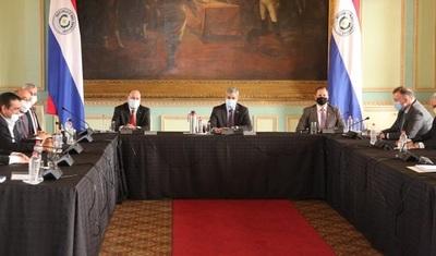 Presidente del Congreso urge medidas de reactivación económica en ciudades fronteriza